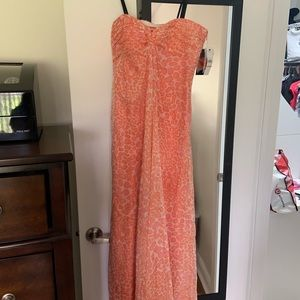 Brand new animal print dress